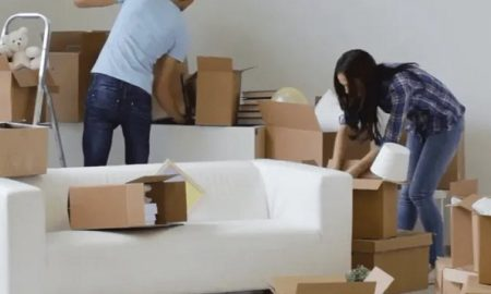 Hire a moving company for a successful move