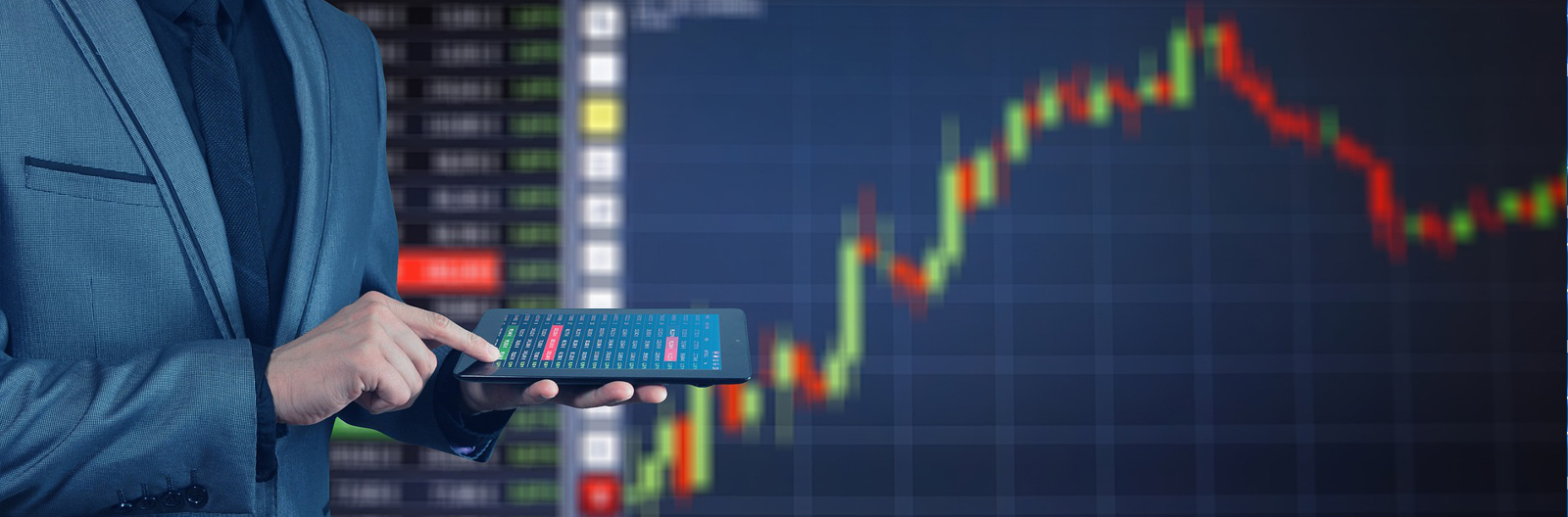 Want to use the facilities offered in the trading platform?